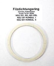 Filzring 115x100x10 für Kettenantrieb NSU OSL 351, 501, 601 ErsatzTeil Nr 99364