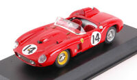 Coche Auto Escala 1:43 Art Model Ferrari 290MM N.14 Dnf 12H Sebring P. / H