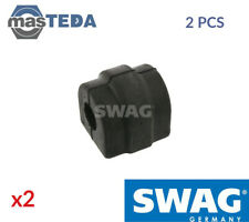 2x SWAG FRONT ANTI-ROLL BAR STABILISER BUSH KIT 20 93 4257 G NEW OE REPLACEMENT