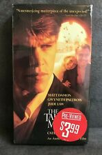 Pre-Viewed Vhs tape! - The Talented Mr. Ripley - 1999