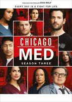 Chicago Med: Season Three [New DVD] Boxed Set