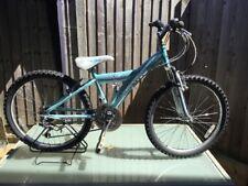 Raleigh Diva Girls 24 Inch Wheeled Mountain Bike Alloy Frame Ref1626c