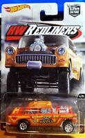 Hot Wheels * Redliners * '55 Chevy Bel Air Gasser *