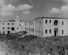 1963 St Augustine Monastery in Nassau Press Photo