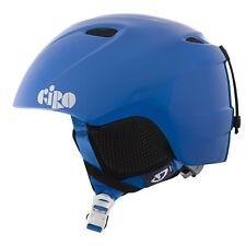 Casque skis snowboard GIRO SLINGSHOT enfant bleu taille XS/S *NEUF*