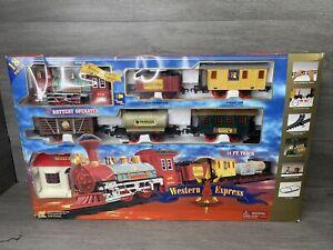 Vintage Goldlok 1999 Western Express Spirit Of Steam New In Opened Box