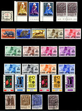 New listing Katanga (ex-Congo) Small Group of 29 of 1960/61 Issues