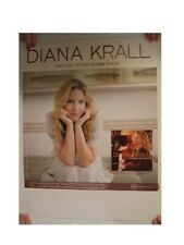 Diana Krall Poster The Girl In The Other Room Promo