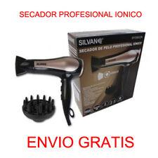 SECADOR DE PELO PROFESIONAL IONICO 2200W 2 VELOCIDADES AIRE FRIO POTENTE DIFUSOR