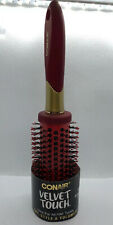 Conair Velvet Touch Round Brush Red Style and Volumize