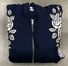 Reason Embroider Jacket In Navy/White Sz.3xl NWT 100% Authentic