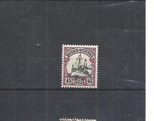 DAP, Deutsch-Ostafrika, 1906 Michelnummer: 36 *, ungebraucht *, Katalogwert € 7