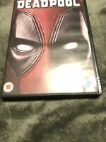 Deadpool DVD 2016