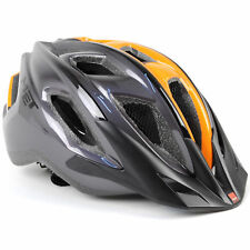 MET Funandgo Bike Helmet // Anthracite/Orange // Universal