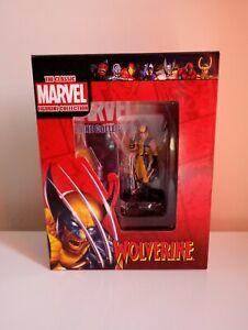 Eaglemoss Classic Marvel Figurine Collection Magazine Wolverine New