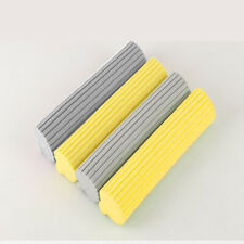 2PCS Sponge Foam Rubber Mop Head Refill Replacement Floor Cleaning Roller Home