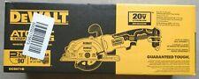 DEWALT DCS571B Atomic 20V MAX 4 1/2 inch Compact Circular Saw - Tool Only
