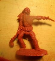1 Barzso originnal Red COLOR Cherokee 54mm GO W/Marx*Playset****July 4th SALE***
