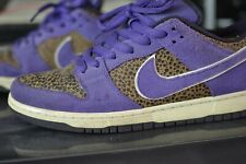 Nike Dunk SB Theotis Beasley US 10.5 Kenny Powers Safari Purple Air Force 1 Tiff