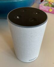 Amazon Echo (2nd Generation) Smart Assistant - Sandstone Fabric