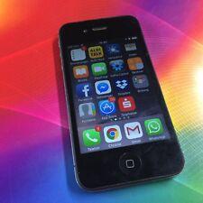 Apple iPhone 4s - 64GB - Schwarz (Ohne Simlock) Smartphone