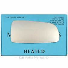 Right side Flat Wing door mirror glass for Lamborghini Diablo 90-01 heated