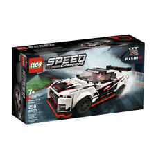 LEGO Speed Champions Nissan GT-R NISMO 76896 Model Cars Building Kit New! Sealed
