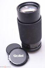 ROLLEIFLEX ZOOM-ROLLEINAR MC 80-200MM 4 SL2000F, SL3003, SL35.