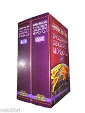 ENCICLOPEDIA GEOGRAFICA MONDIALE. 1995, De Agostini - Corriere della sera