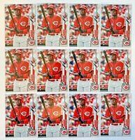 (12) ARISTIDES AQUINO 2020 Topps Update #U-29 Rookie RC Card LOT Cincinnati Reds
