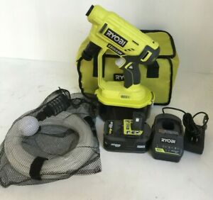 RYOBI RY120350 ONE+ 18-Volt 320 PSI Cold Water Cordless Power Cleaner LN