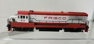 Atlas N Scale GE U25B Phase II FRISCO 812 #4457 Used