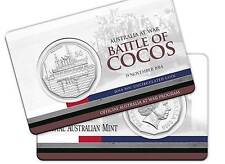 2014 Australia at War Series - Battle of Cocos Islands 1914 - 50c Coin