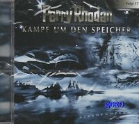 PERRY RHODAN + CD + Hörspiel + Kampf um den Speicher + Sternenozean + NEU + OVP