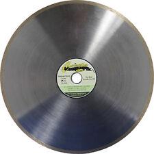 """Covington 10"""" Sintered Platinum 303 Diamond Rock Saw Blade Lapidary CP3310"""