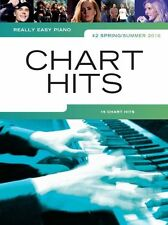 Molto facile per Pianoforte: Chart Hits vol. 2 (PRIMAVERA/ESTATE 2016)