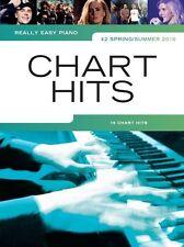 Molto facile per Pianoforte: Chart Hits vol. 2 (PRIMAVERA/ESTATE 2016)