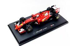 Bburago 1:18 2016 FERRARI FORMULA 1 F1 SF16-H Sebstian Vettel Diecast Car Model
