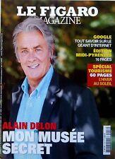 Mag 2007: ALAIN DELON_JACK KEROUAC_BENJAMIN BIOLAY_HELENE GRIMAUD_CASEY AFFLECK