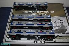 Lionel 6-31797 NYC R16 New York City Transit Authority  4 Car Subway Set **