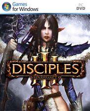 DISCIPLES 3 RENAISSANCE NEW & SEALED FOR PC