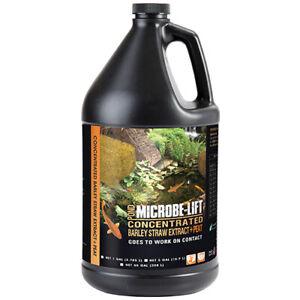 Microbe-Lift Pond Barley Straw Extract & Peat 1 Gallon