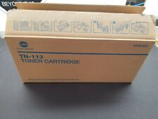 NEW KONICA MINOLTA TN-113 GENUINE OEM Toner Cartridge 4518-605 BizHub 160 161