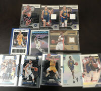 Panini Prizm Golden State Warriors Lot Jersey And Base Curry Durant Jrich