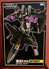 Transformers Takara Masterpiece MP-6 Skywarp