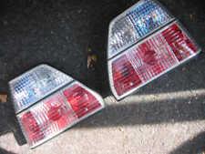 vw Golf 2 RÜCKLEUCHTEN weiß/rot  G60 GTI 16v Golf MK2 back lights tail lights