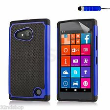 32nd Shock Proof Heavy Duty Defender Case Cover for Microsoft LUMIA 950 - #2xt