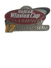 NASCAR Hat Pin Matt Kenseth #17 Championship 2003