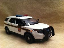 1/18 SCALE PENN STATE POLICE K9 UNIT  DIECAST FD SUV UT WORKING LIGHTS AND SIREN