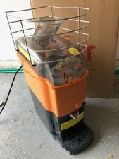 commercial orange juice machine
